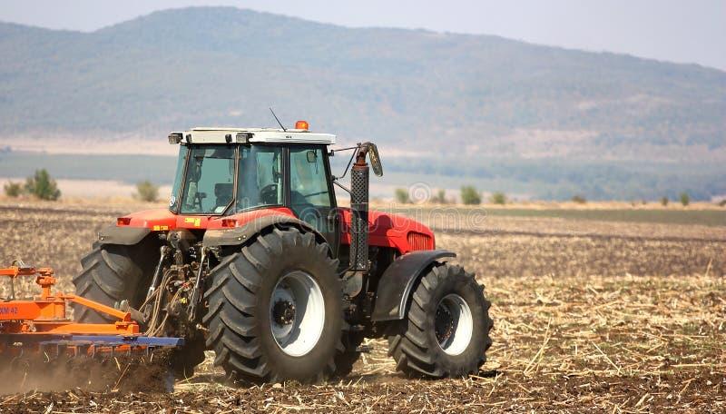 Traktor royaltyfria foton