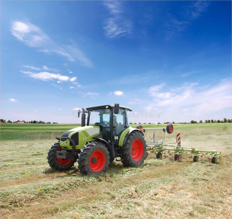 traktor arkivfoto
