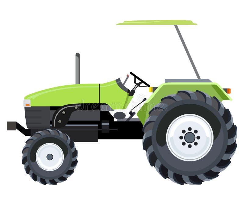 traktor royaltyfri illustrationer