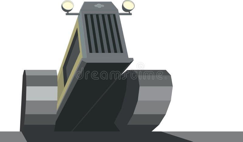 traktor vektor abbildung