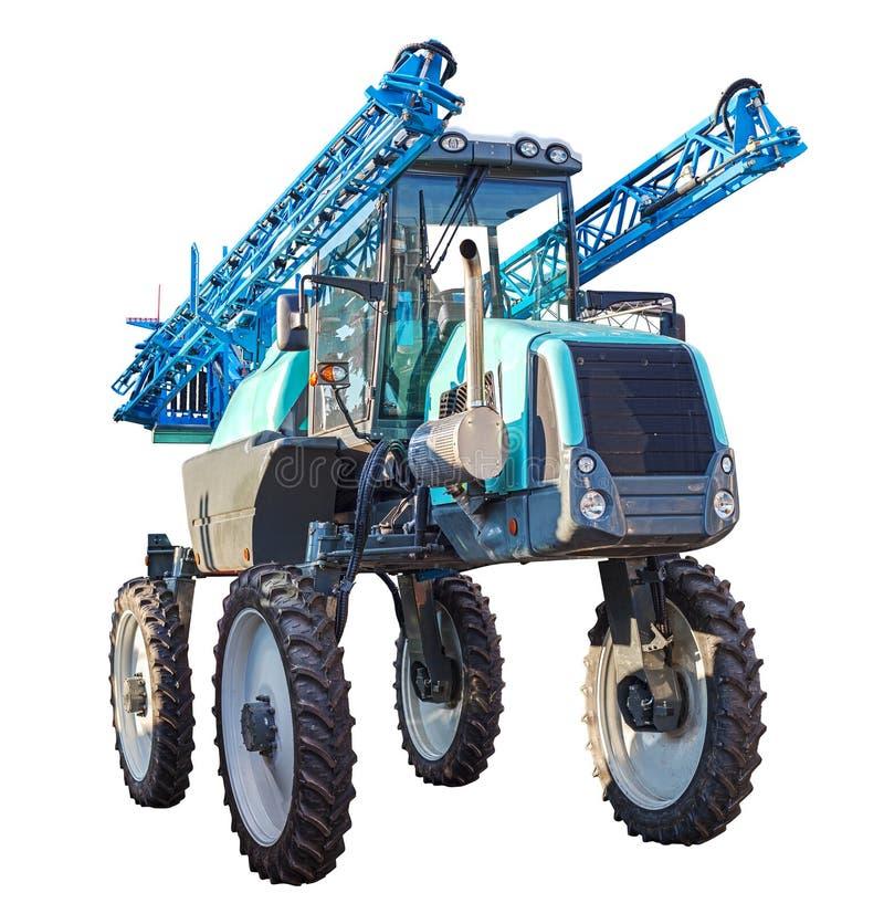Traktorspayer royaltyfri bild