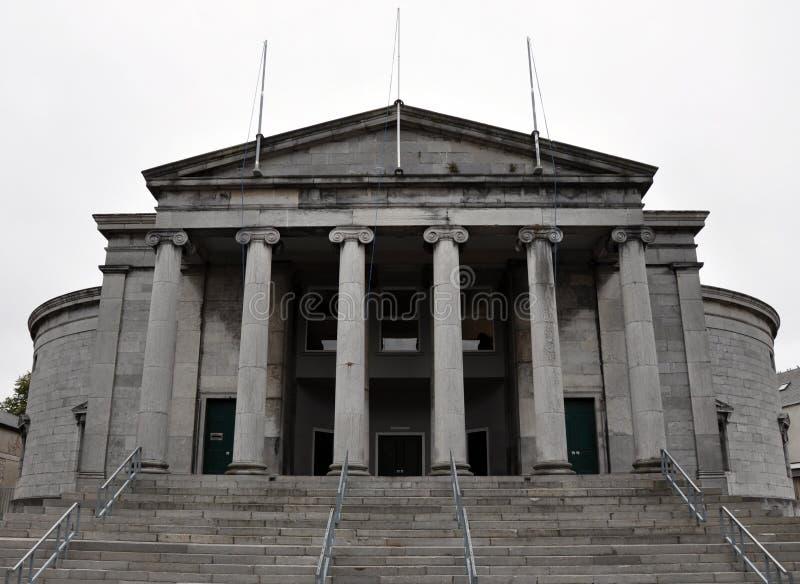 tralee σπιτιών δικαστηρίων στοκ φωτογραφία με δικαίωμα ελεύθερης χρήσης