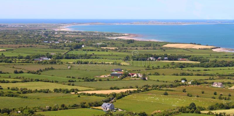 Tralee la contea di Bay Kerry Ireland fotografia stock
