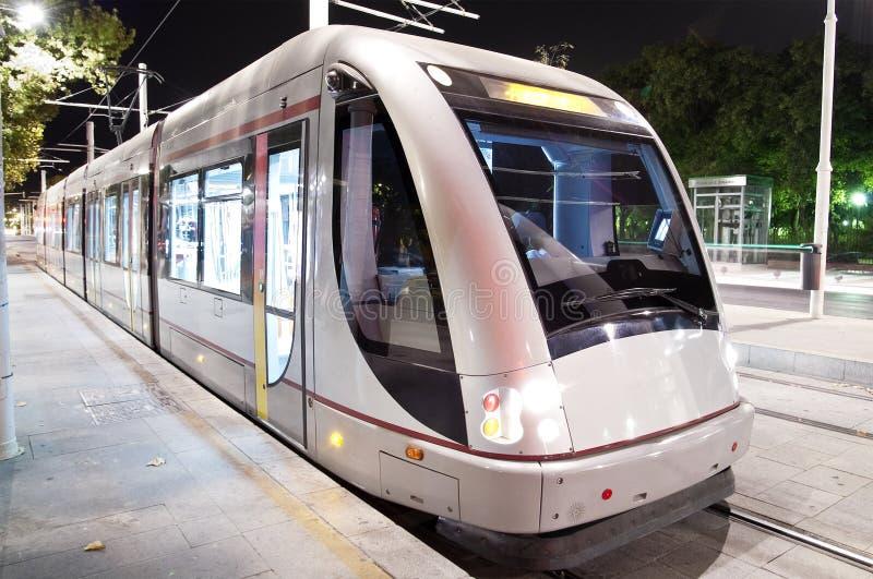 Tram immagine stock libera da diritti