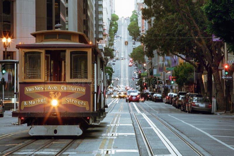 tram stock afbeelding