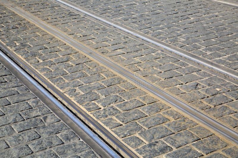 Tram-Bahn; Bordeaux lizenzfreie stockfotos