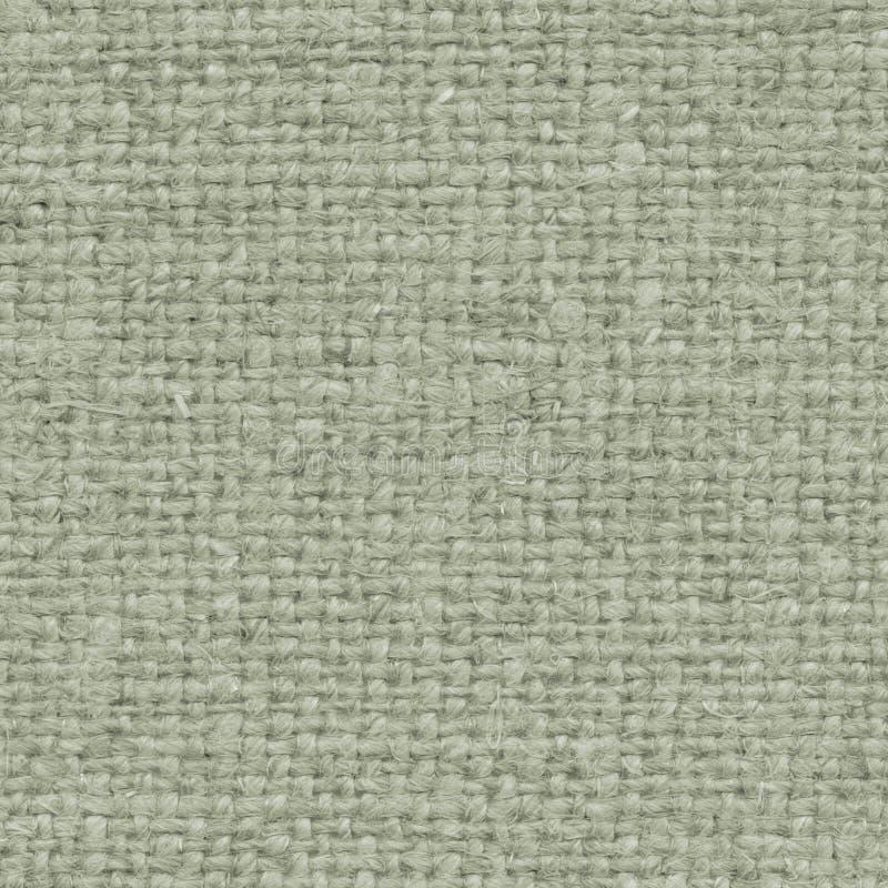 Trama de la materia textil, estilo de la tela, lona viridian, material del jutesack, viejo fondo fotos de archivo libres de regalías