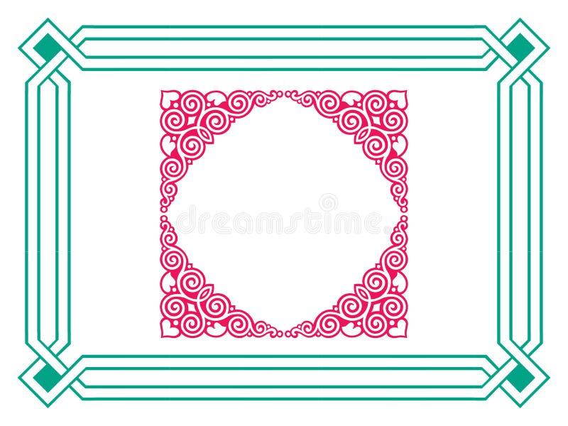 trame illustration stock