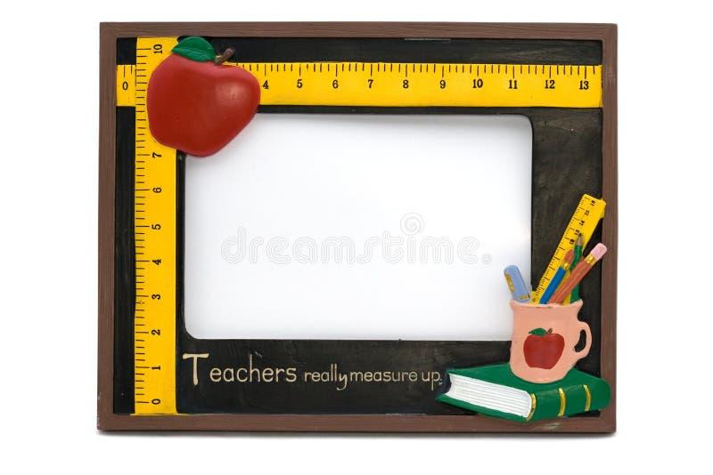 Trame 2 de professeurs image stock