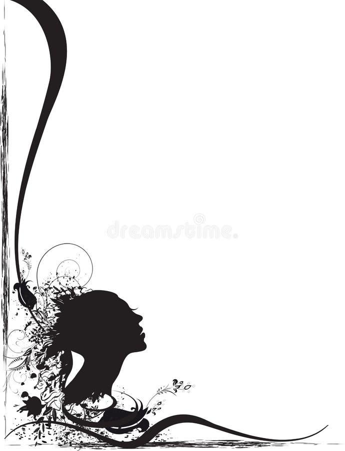 Trame abstraite illustration stock