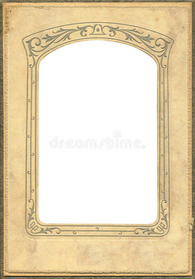 Trame antique photographie stock