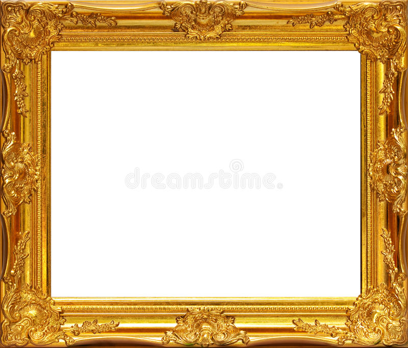 Trame d'or images stock