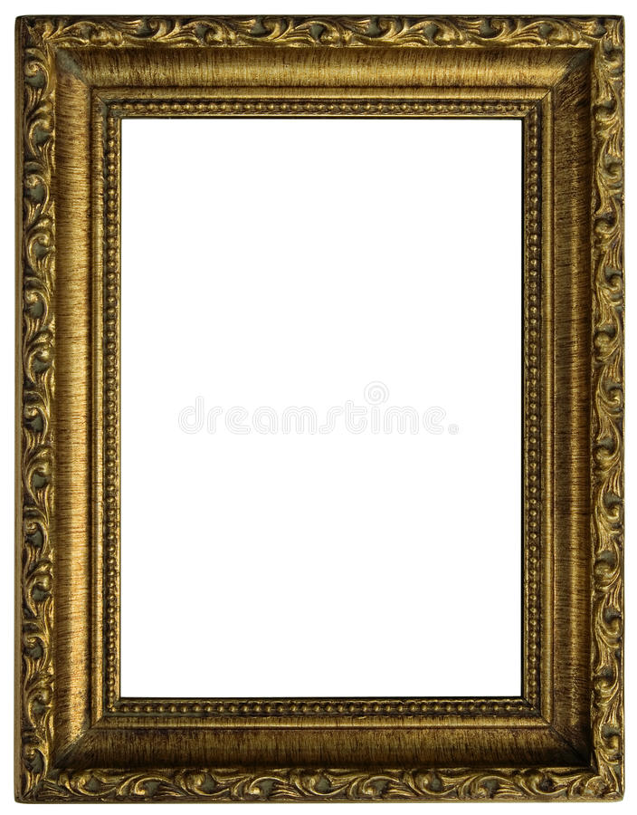 trame d'or photo libre de droits