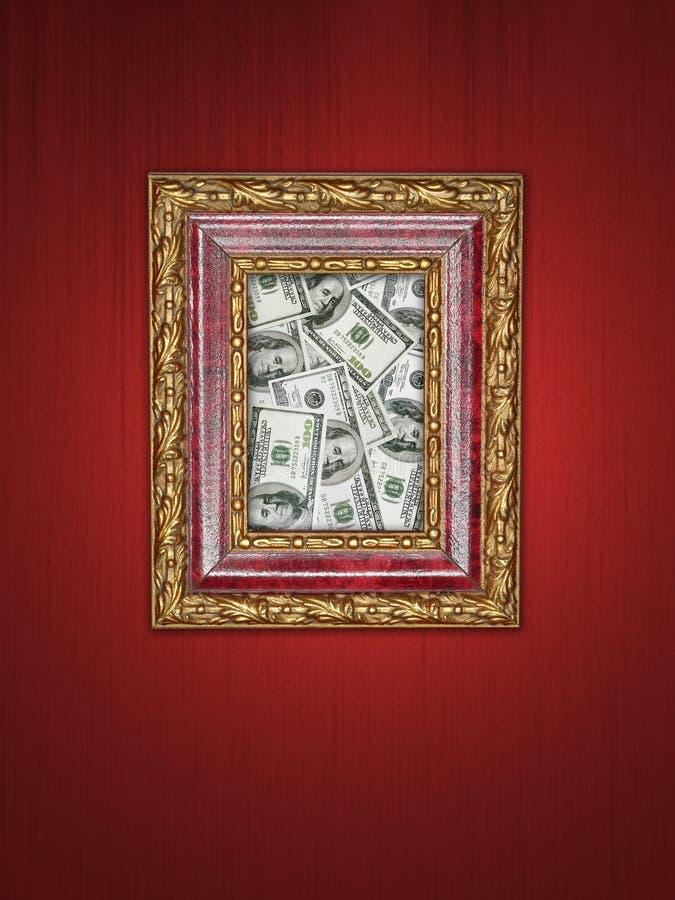 Trame d'argent images stock