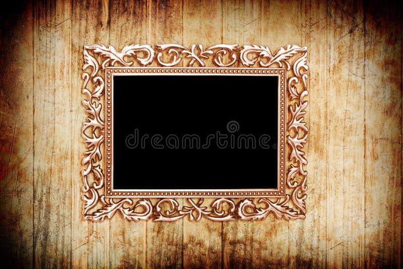 Trame d'or d'image de photo de type antique photos libres de droits