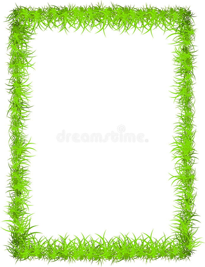 Trame d'herbe de vecteur illustration libre de droits