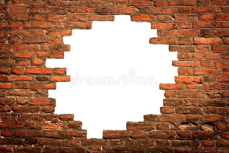 Trame de brique image libre de droits