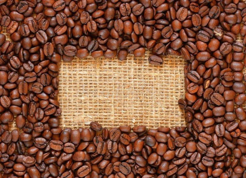 Trame de café photographie stock