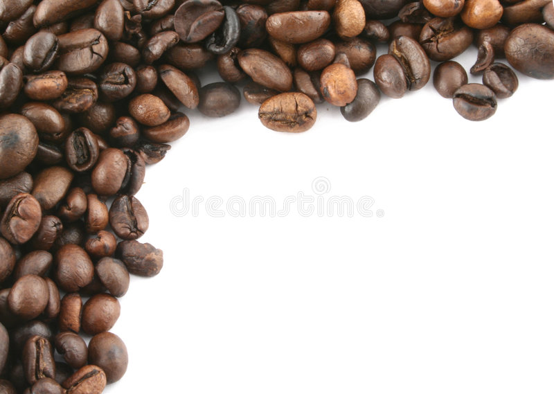 Trame de café photo stock