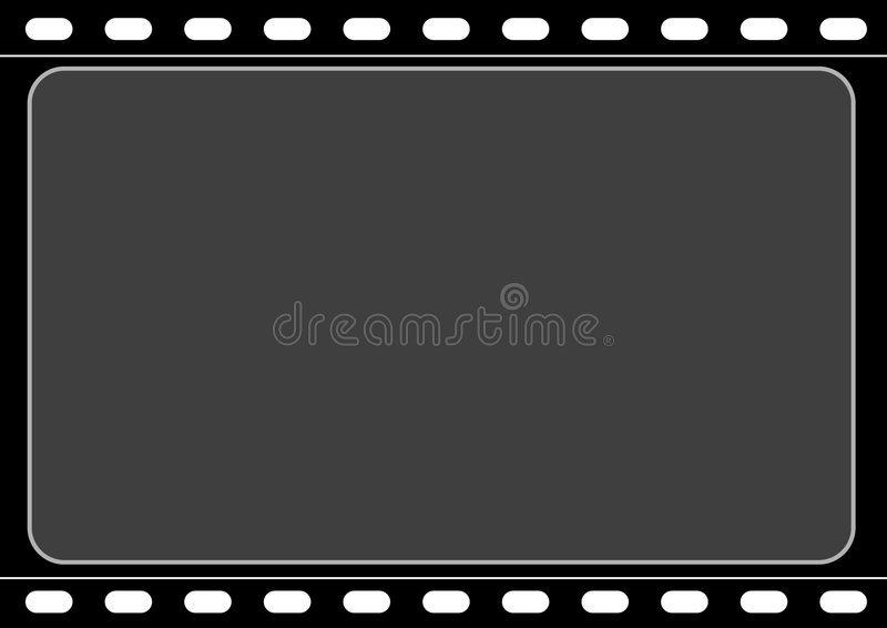 Trame De Film Photos libres de droits