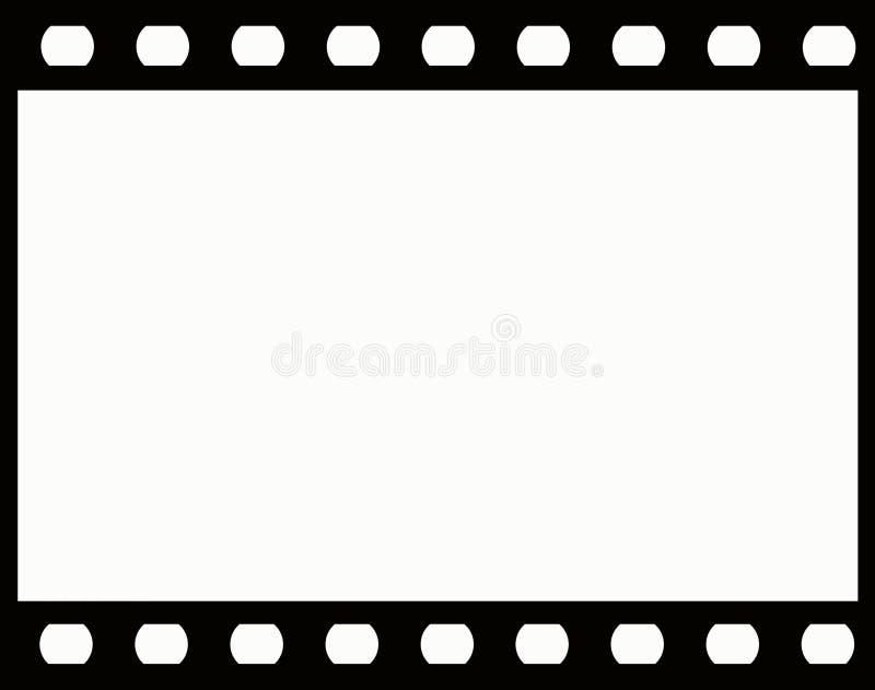 Download Trame de film illustration stock. Illustration du roulement - 729987