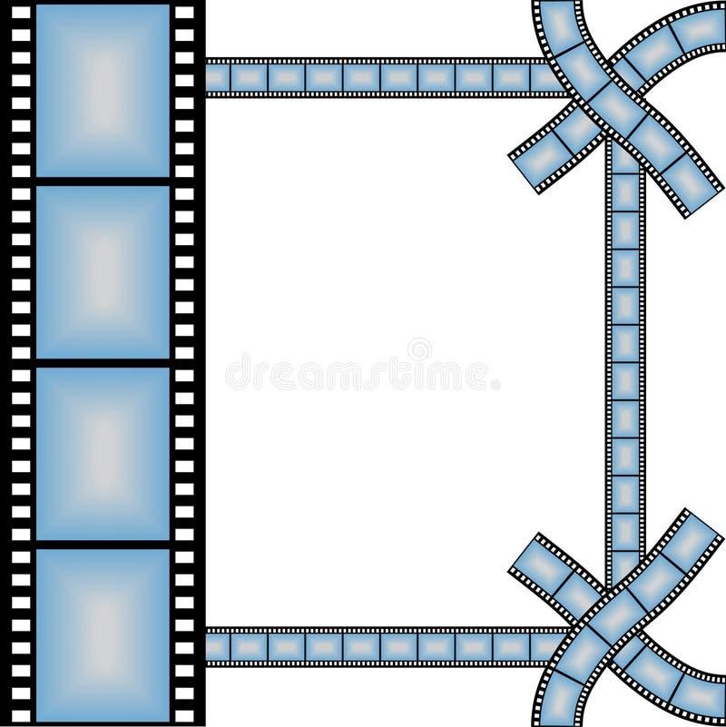 trame de film illustration libre de droits