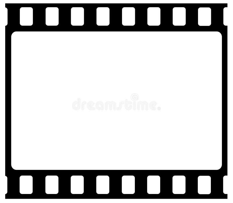 trame de film de 35mm illustration libre de droits