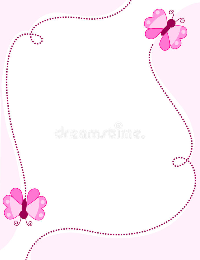 Trame de guindineau illustration stock