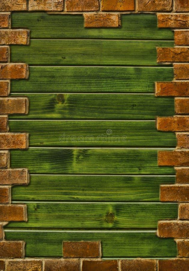 Trame de mur de briques photographie stock libre de droits
