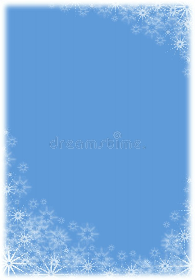 Trame de Noël illustration libre de droits