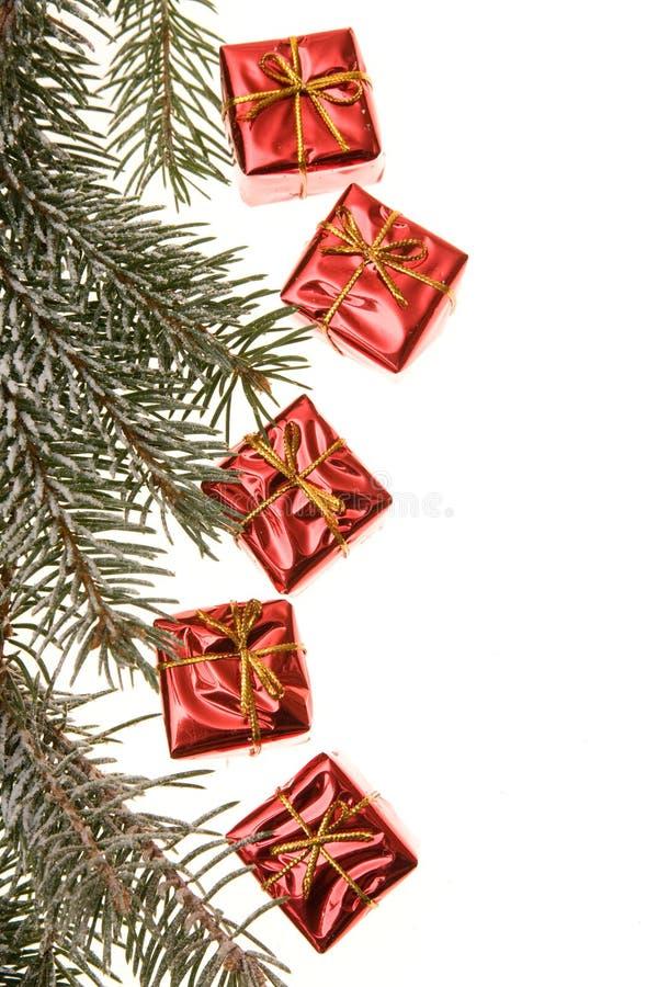 Trame de Noël photos stock