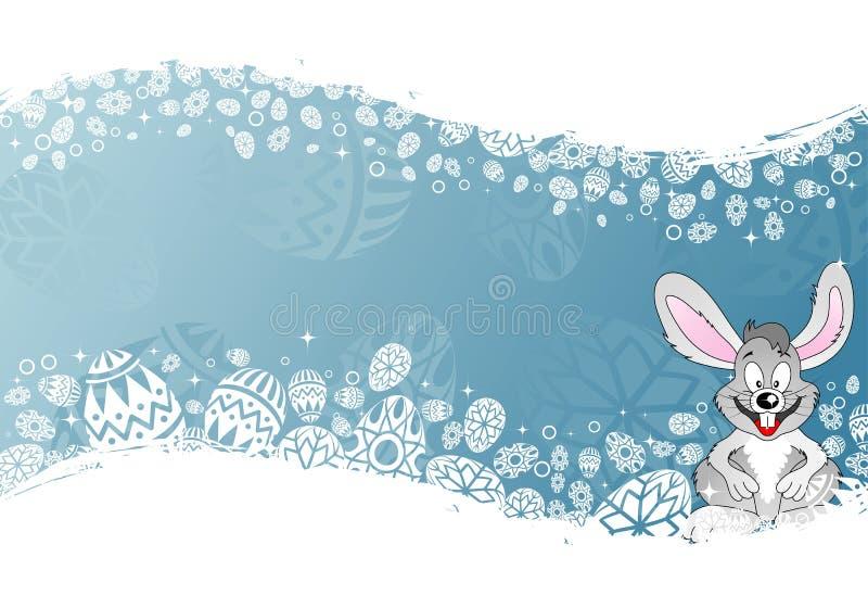 Trame de Pâques illustration libre de droits