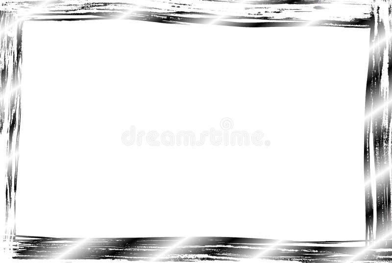 Trame de photo de bande illustration stock