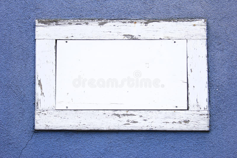 Trame en bois blanche photos stock