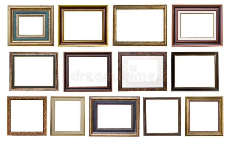 Trame en bois de cru photographie stock libre de droits