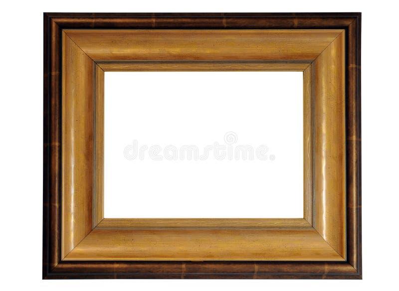 Trame en bois de photo photos libres de droits