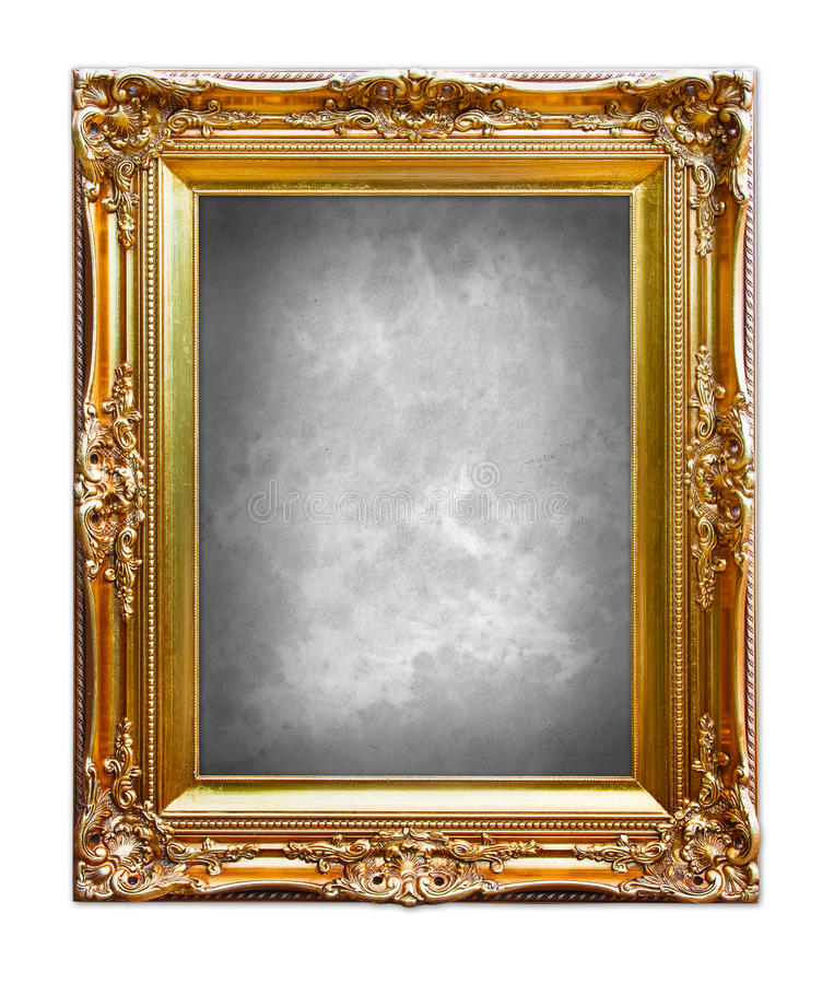 Trame en bois de photo. photos stock