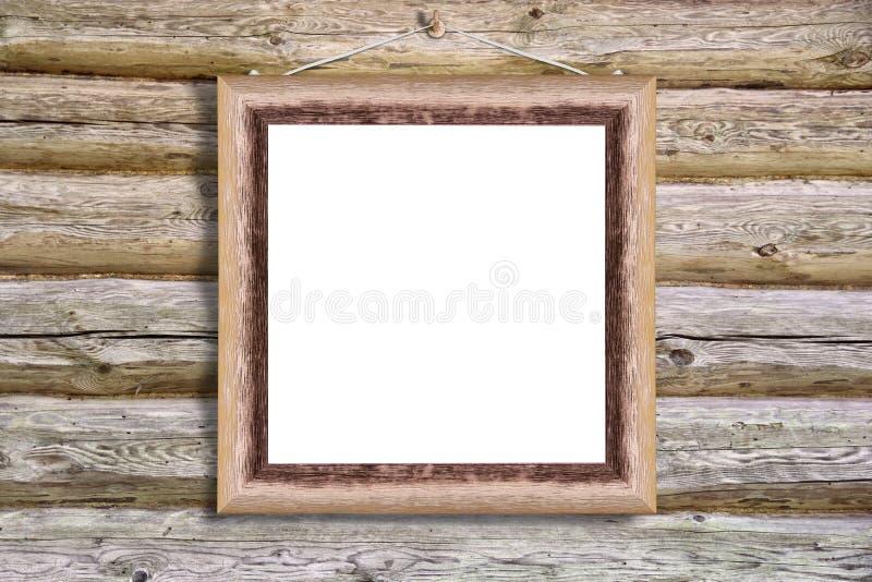 Trame en bois usée photographie stock