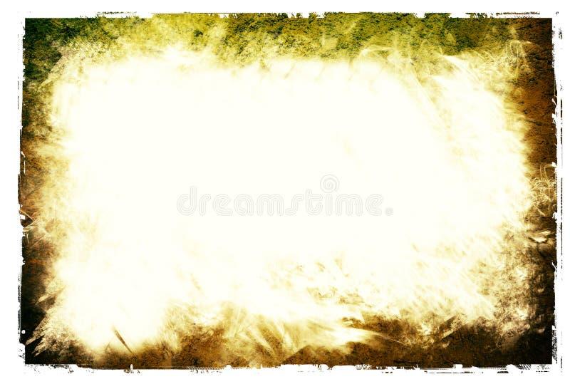 Trame Grunge Image stock