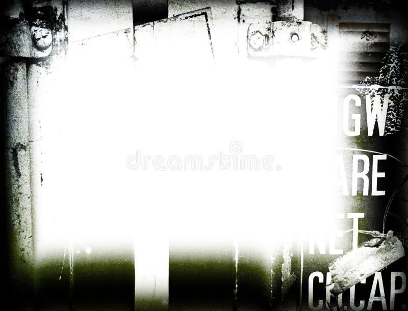 Trame grunge images libres de droits