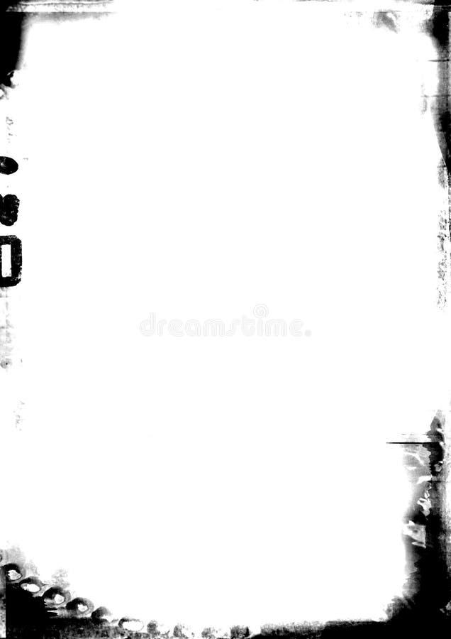 Trame rustique 1 illustration de vecteur