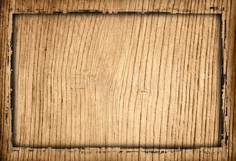 Trame sale en bois de fond image stock