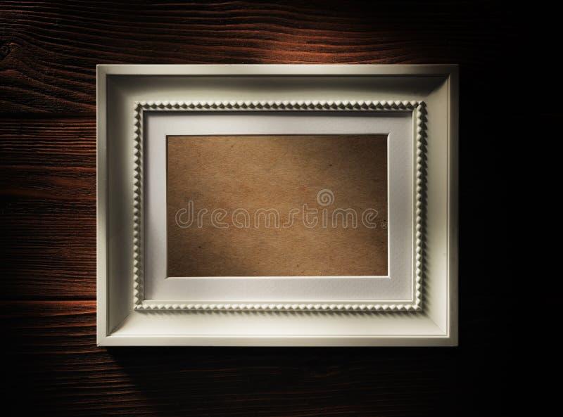 trame vide en bois photos libres de droits