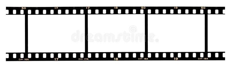 Trames de film photographie stock