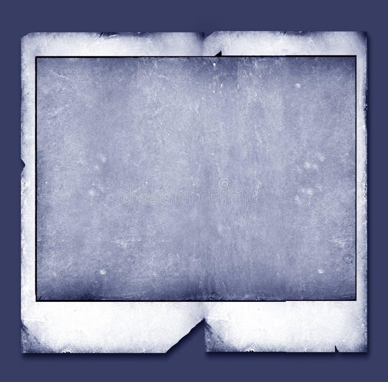 Trames de polaroïd de cru illustration de vecteur