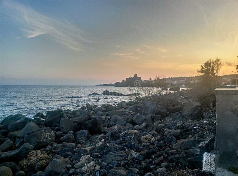 tramonto royalty-vrije stock foto