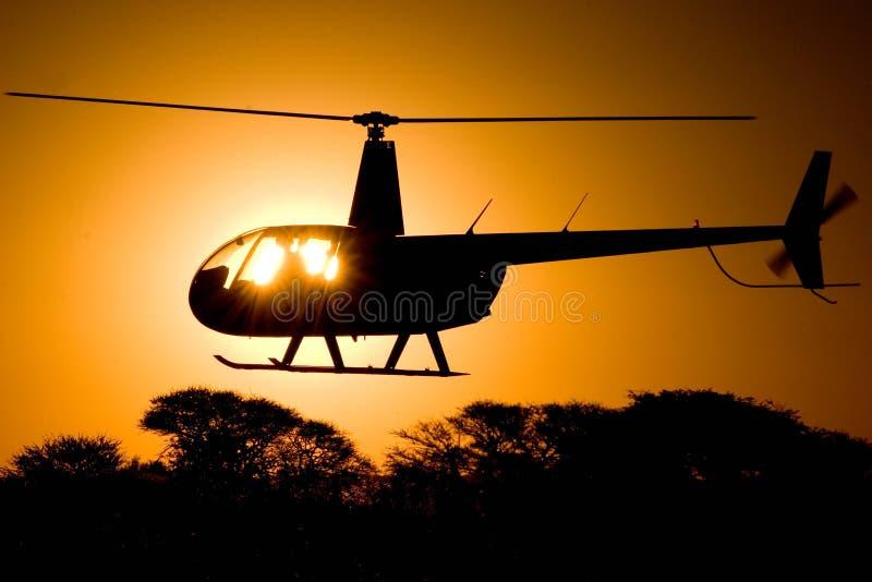 Tramonto R44 immagine stock libera da diritti