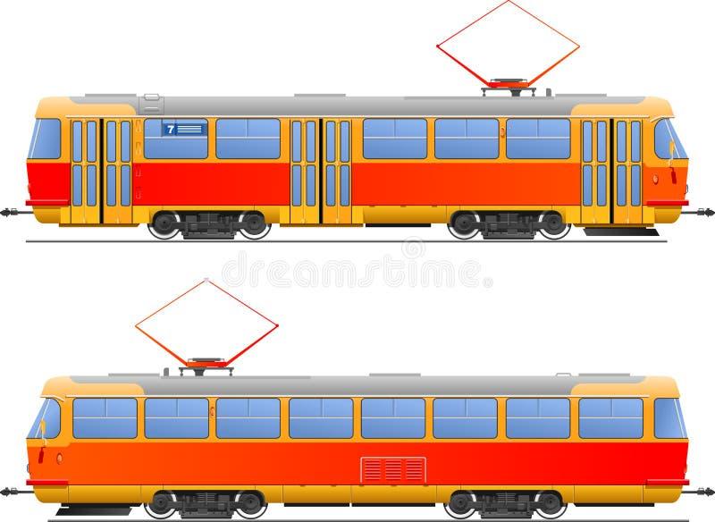 Tramway Royalty Free Stock Image