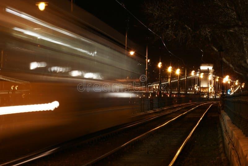 Tramway expédiant photographie stock