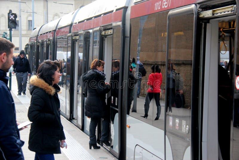 Tramway stock photos